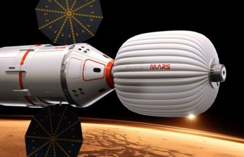 thisistheverge:  Astronauts will use their feces as a radiation shield on 2018 mission to Mars The Inspiration Mars Foundation's audacious plan for a primarily private-funded, manned ship to Mars has more than a few challenges to overcome before its 2018 launch date, and it turns out the solution to one problem — dangerous cosmic rays — comes in the form of feces. The current plan calls for the two astronauts aboard the 1166-cubic-foot spacecraft to defecate into bags which would be used to line the walls of the ship (after extracting as much water as possible from the waste for reuse).  File under: the wonders of poop!