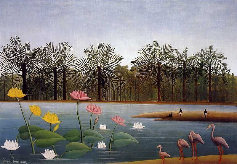 Happy birthday, Henri Rousseau!