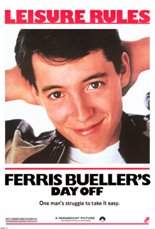 rofreak:  #44 · Ferris Bueller's Day Off (1986)