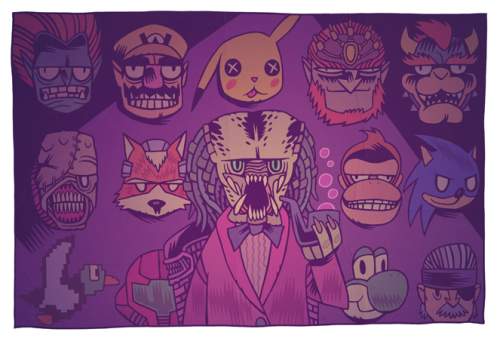 "Dan Hipp's ""The Most Dangerous Game""  He continues to amaze me."