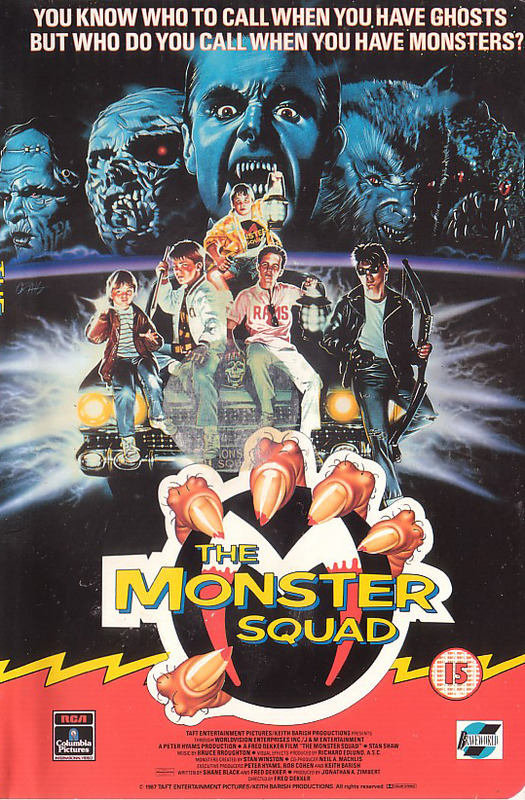 xahhx:  The Monster Squad (1987)