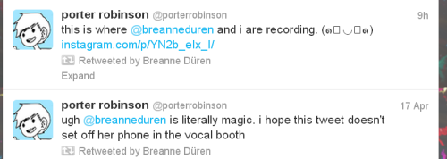 does this mean Bre's recording a new album?????