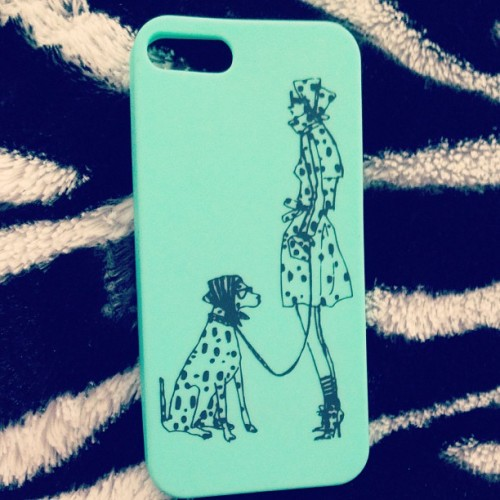 New phone case 😊💙