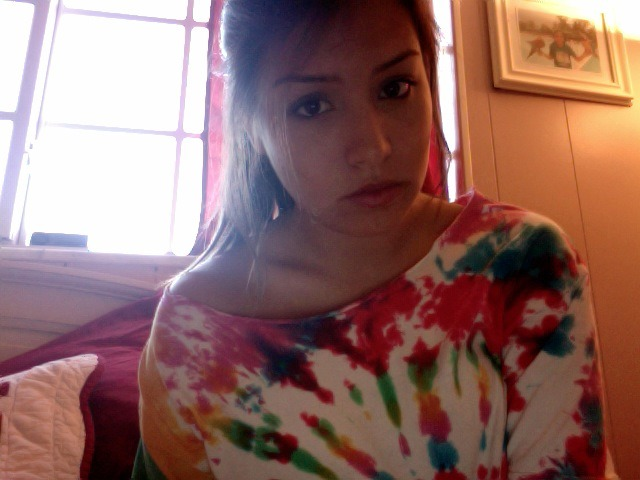 umplease:  i love my tie dye shirt