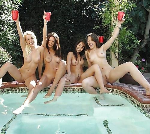naked-party-girls:  All hail the red SOLO cup! A staple at drunken parties everywhere!  Learn the secrets of seduction women don't want you to know!