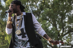Flick I shot of 2 Chainz x #SpringSplash #UCRiverside