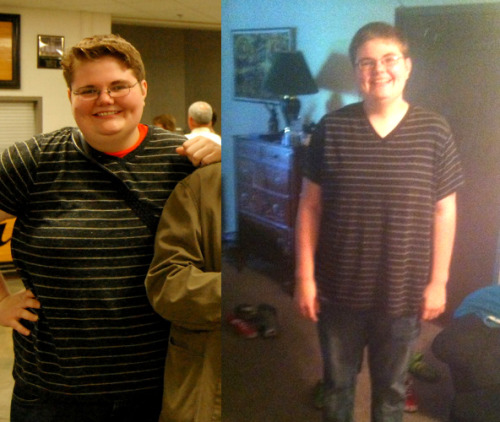 chvndlrbing:  90 pounds lost and I don't miss it one bit
