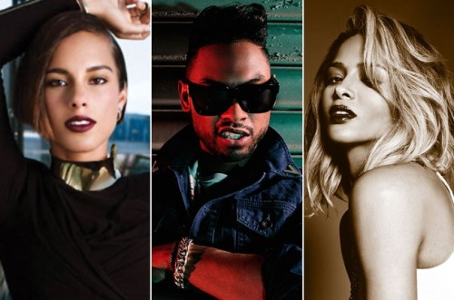 Within one week, some of R&B's most notable vocalists have released videos for their latest singles. But which clip is the best? Click to vote for Alicia Keys, Miguel or Ciara and tell us whose video has you shamelessly hitting repeat.