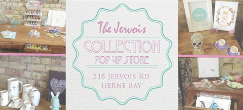 For those of you in Auckland, come and check out our Pop-Up Store in Herne Bay. Open every day until Friday 15th (our last day!)
