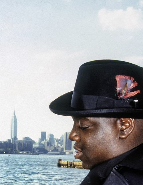 "indyllmatic:  Happy Birthday Christopher ""The Notorious B.I.G."" WallaceMay 21, 1972 – March 9, 1997"