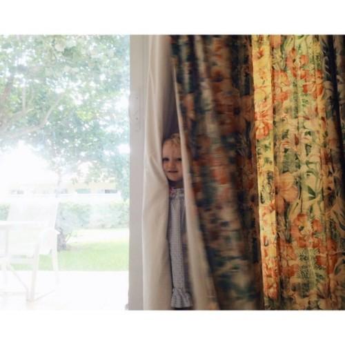 has anyone seen Abigail? #vsco #vscocam #nannylife