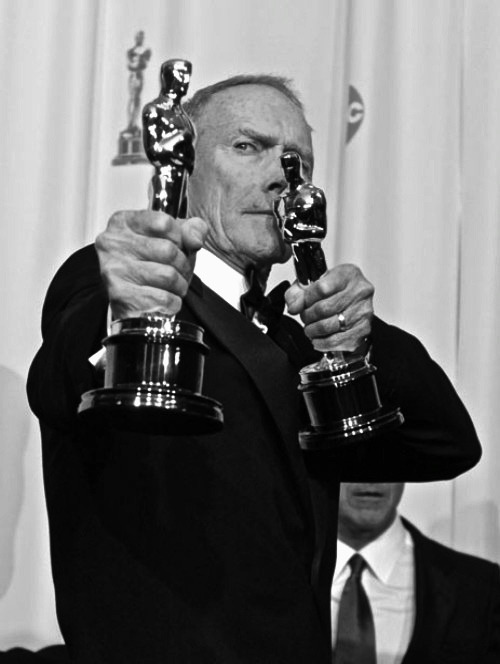 "Clint Eastwood - Winner Best Director And Best Picture For ""Million Dollar Baby"" (2004)"