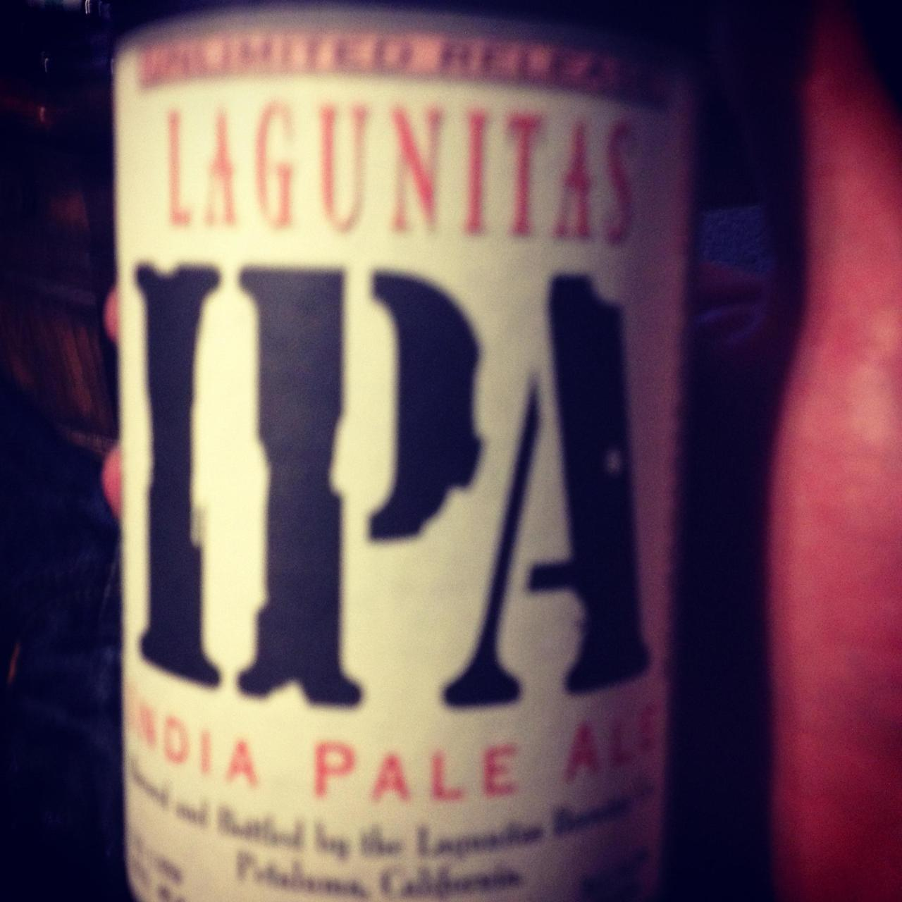 One of my goto beers  beerarchive:  Lagunitas IPA