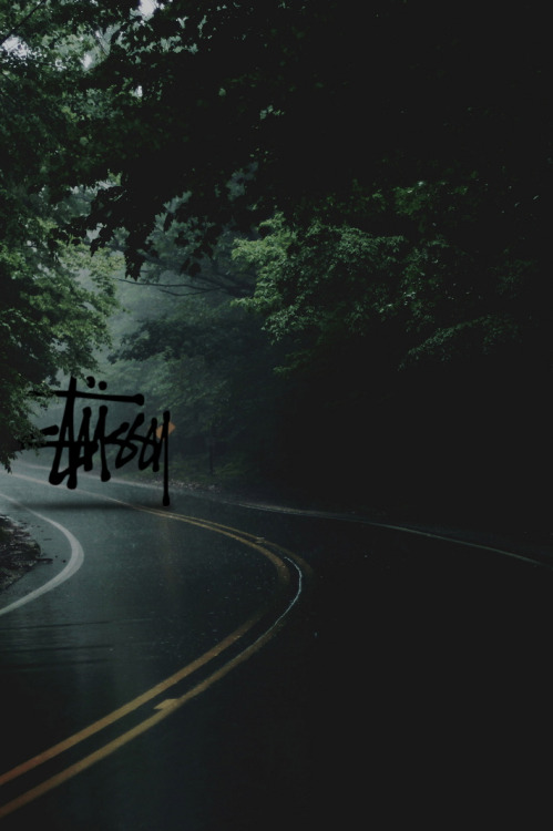incrxminate:  STUSSY - ROAD