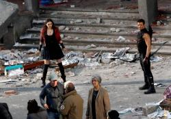 avengers elizabeth olsen scarlet witch avengers 2 age of ultron Avengers Age of Ultron