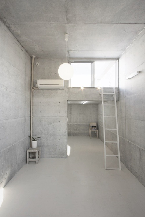 stxxz:  Ikimono Architects - Static Quarry - Gunma, Japan 2010