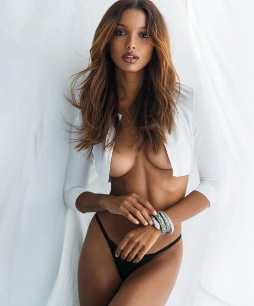 celebrityskirt:  Jasmine Tookes