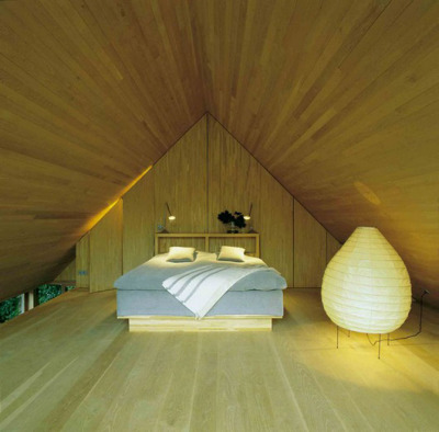 justthedesign:  Wingårdh Arkitektkontor AB, The Mill House, Bedroom