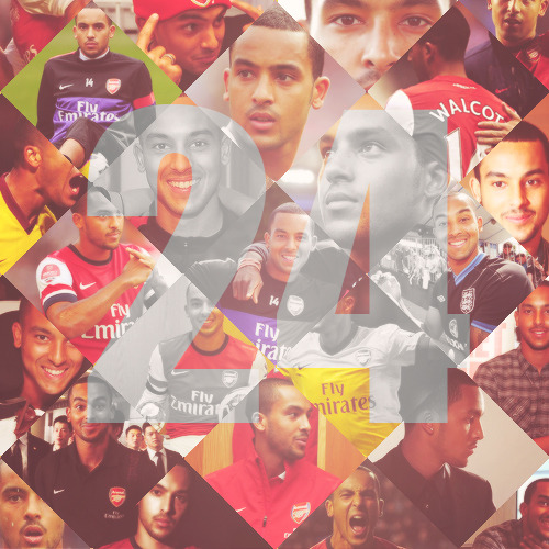 happy birthday Theo Walcott