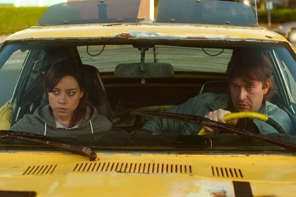 habitacionesvacias:  Safety Not Guaranteed. (2012)
