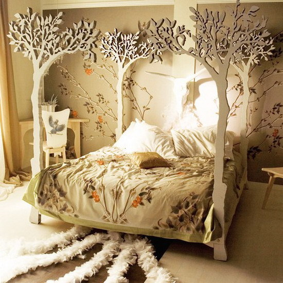 MORE NATURE-INSPIRED DECOR IDEAS (photo via streethanger.blogspot.com)