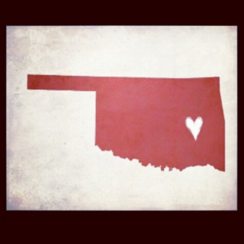 canchasinbenz:  My #heart is back in #Oklahoma #praying
