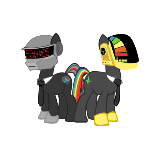 Daft Pony by ~Aeroflyte