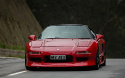 Honda NSX - MZ413 by Keith Mulcahy on Flickr.Via Flickr: Lovely car. Thanks for stopping guys, great chatting with you