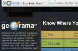 Georama - Plan. Book. Share.