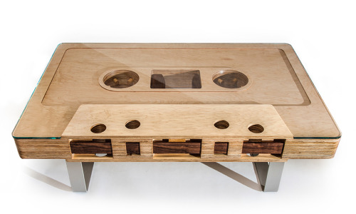 destore:  Jeff Skierk Design Mixtape Table