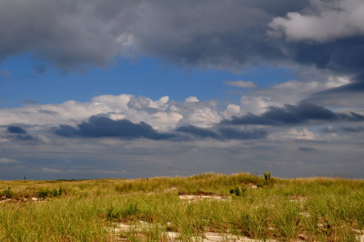 clouds and dunes barnegat light, nj