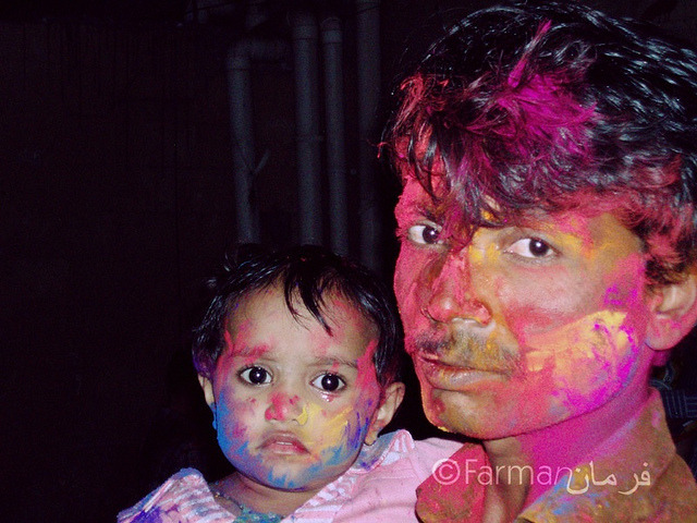 Holi Celebration on Flickr.