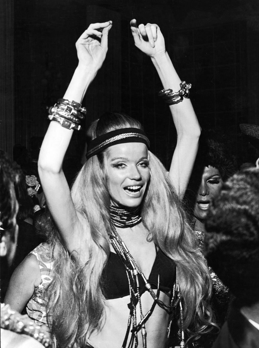 C is for Carnival The ultimate street party. Veruschka, photographed by Hulton Archive/Getty Images, at Carnaval in Rio de Janeiro, 1969