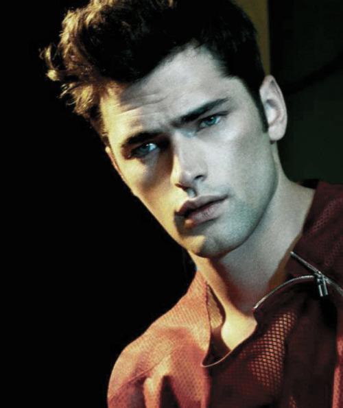 romanticnaturalism:  Sean O'Pry in 'Picture Perfect' photographed by Robbie Fimmano for Details February 2013