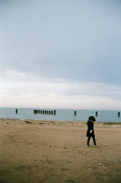 +The Shore  Via Canonet w/ kodak 200