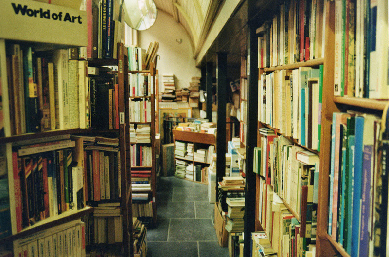 | ♕ |  Old bookstore in Brussels  | by © Fabrizio Mingarelli
