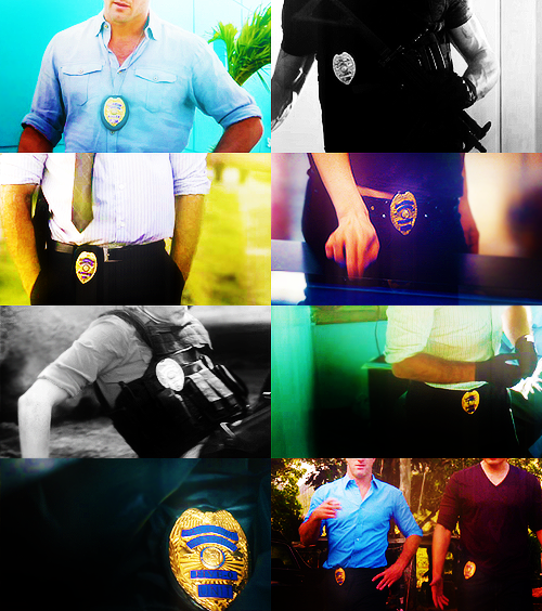 HAWAII FIVE-0 |  badges