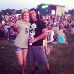 Bonnaroo 2012!! So much fun with my love @robjonez . Can't wait to return. ✌🍄🌻🎶🎨🚌 #tbt #bonnaroo2012 #bonnaroo #musicfestival