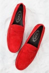 Red Tod's fabulous !