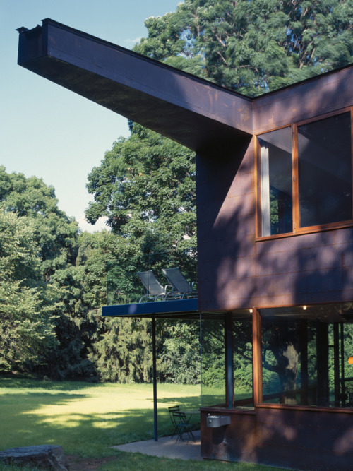 copper house | scupper ~ charles rose architects