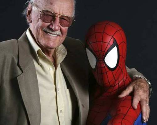 dcu:  Happy Birthday to Stan Lee, writer behind Just Imagine Stan Lee for DC Comics. I think he also wrote some comic titles at some other company…