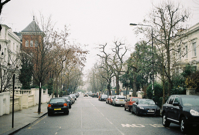 kungfuqua:  Notting Hill by Berk Akşen on Flickr.