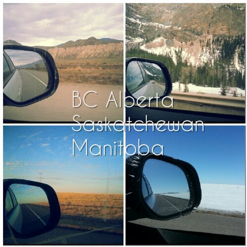 mymarianess:  Cross Country Canadian Roadtrip My boyfriend and I had a 5 day goal roadtrip from Toronto, Ontario to Victoria, BC. It is our 4th day and we…  View Post