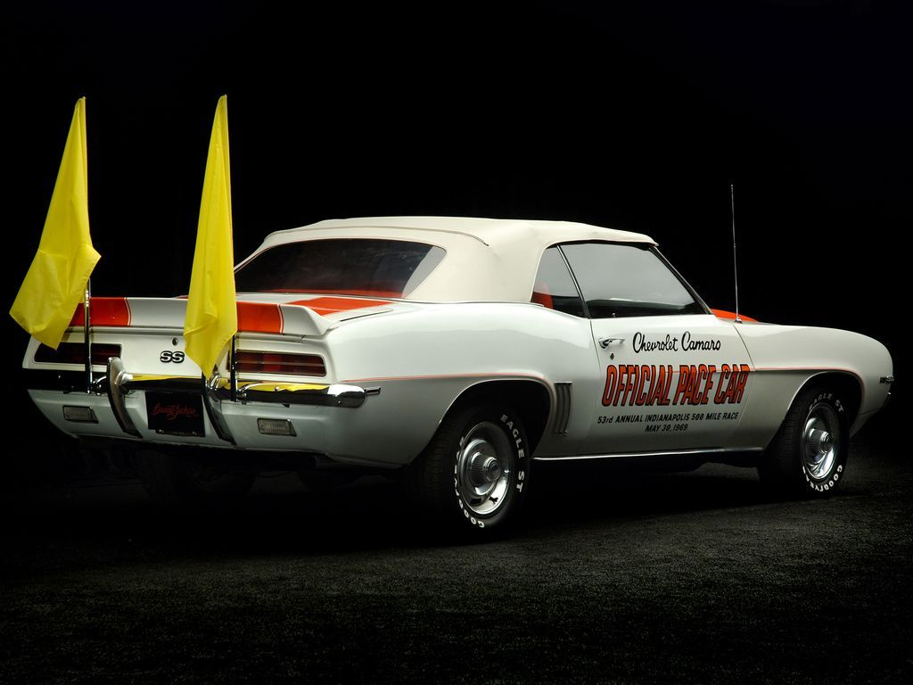 carsontheroad:  Chevrolet Camaro 1969by CarsOnTheRoad