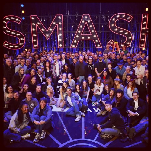 katharinemcphee Cast and crew pic! Love those peps!!!