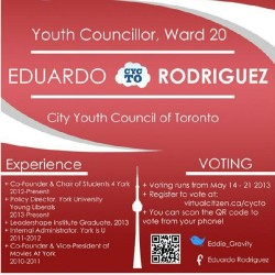 #vote @eddie_gravity #TOpoli #please #thankyou