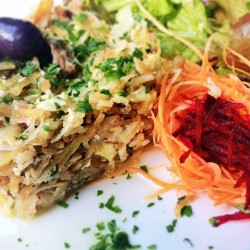 Bacalhau a moda da chefa (at Pizza Sur)