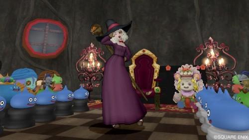 とある魔女っことツリーハウス