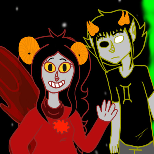 askdoomedtime:  AA: hello! we have some TIME on our hands and were wondering if you had some questions :) TA: aa n0  [[boooooost! 0u0]]