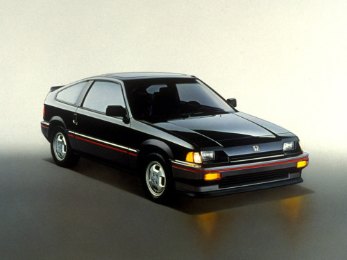11000rpm:  Honda Civic CRX Si 1984-85